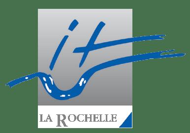 Logo of IUT La Rochelle
